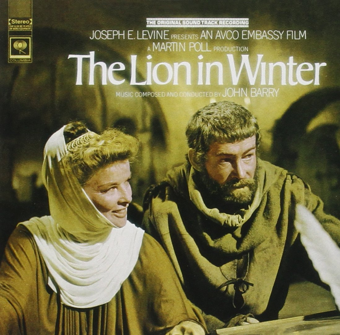 John Barry - The Lion In Winter (Soundtrack) - Amazon.com Music