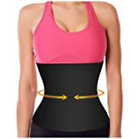 Gotoly Waist Trainer Shapewear Weight Loss Postpartum Tummy Control Body Shaper