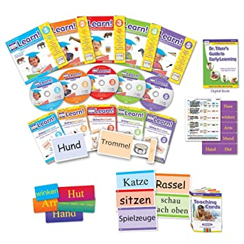 Your Baby Can Learn German Deluxe Kit