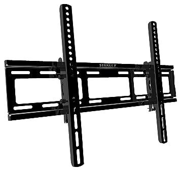 stanley tv wall mount super slim tilt mount for large flat panel television 37u0026quot