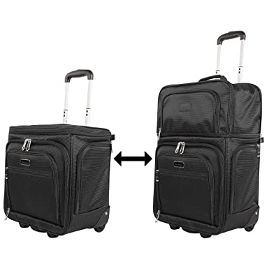 Amazon.com   Ciao Convertible Expandible Under Seat Carry-On ...