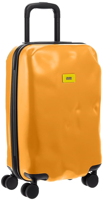 [クラッシュバゲッジ] CRASH BAGGAGE 取扱い注意不要スーツケースPIONEER 機内持ち込みサイズTSAロック搭載 B011I7UQ98 Pumpkin Orange Pumpkin Orange
