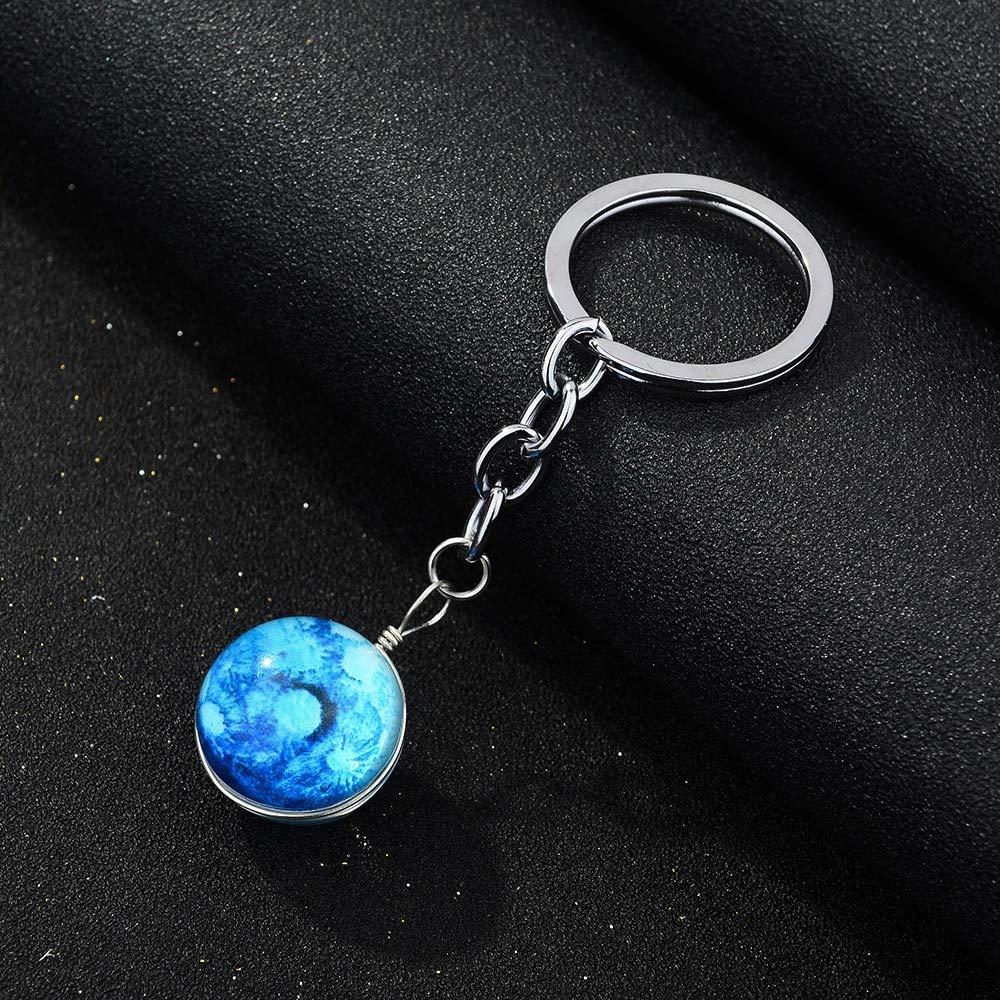 Amazon.com: Mct12-1 - Llavero con diseño de bola de cristal ...