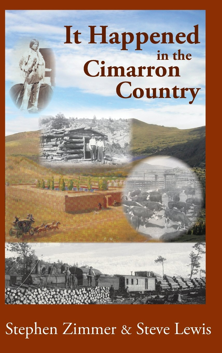 Download It Happened in the Cimarron Country pdf epub