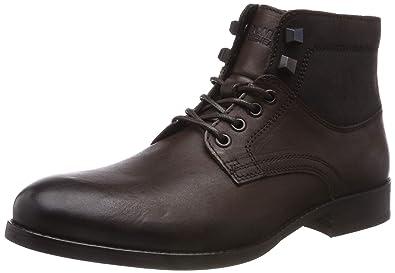 e799b848203b Hilfiger Denim Herren Casual Leather Desert Boots, Braun (Coffee Bean 212),  40