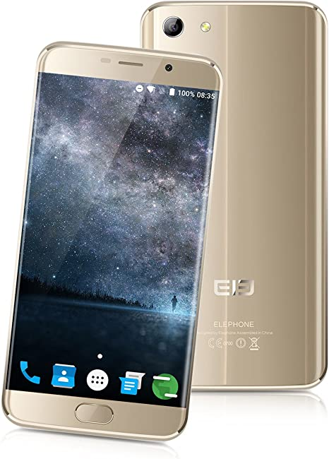 Elephone S7 - 64GB Smartphone libre 4G LTE (Android 6.0, Pantalla ...