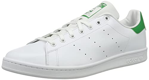 adidas Originals Stan Smith, Unisex Adults' Low-Top Sneakers, White (Running