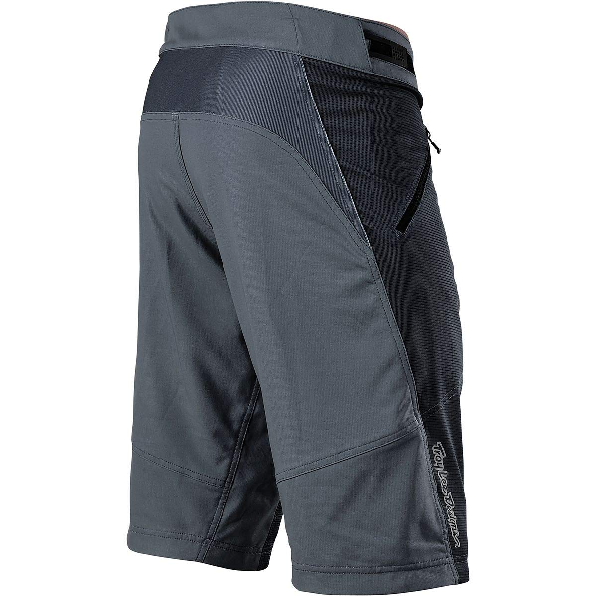 36 Troy Lee Designs Skyline Air Short Shell Mens Solid Black