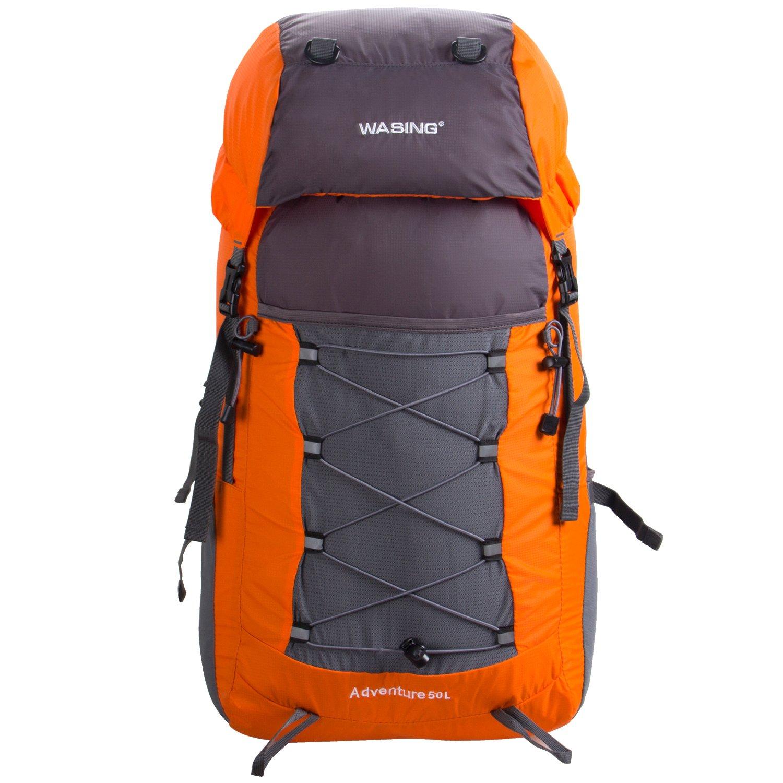 2817329d730d Amazon.com : WASING 50L Ultra Lightweight Water Resistant Packable ...