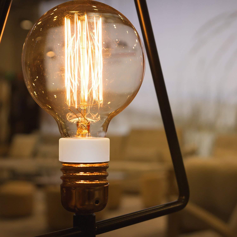 6 pack mogul e39 to medium e26 light bulb socket adapter 6 pack mogul e39 to medium e26 light bulb socket adapter reducer porcelain amazon com