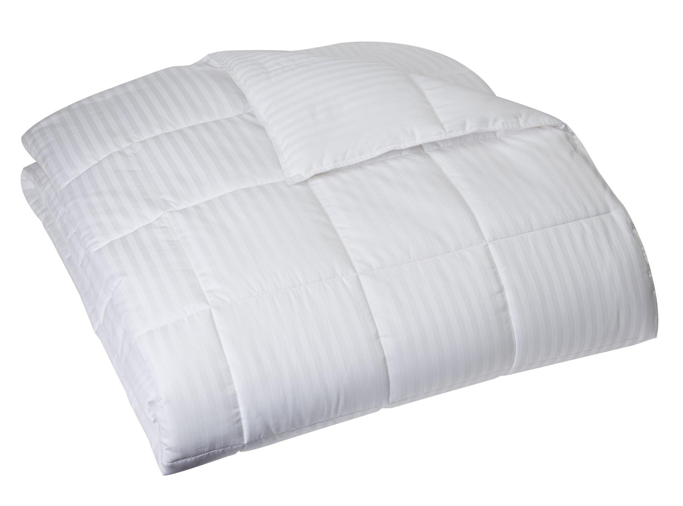 GoodNight Sleep 400 Thread Count Hypo-Allergenic Down Alternative Comforter, Queen