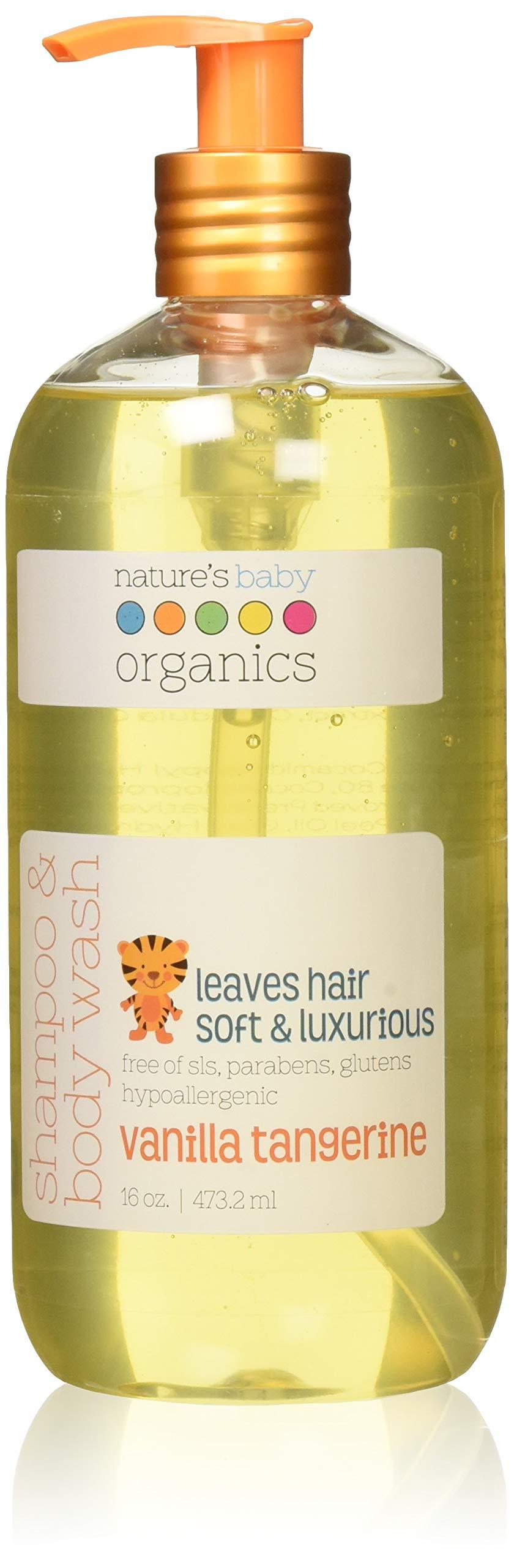 Amazon Com Nature S Baby Organics Conditioner
