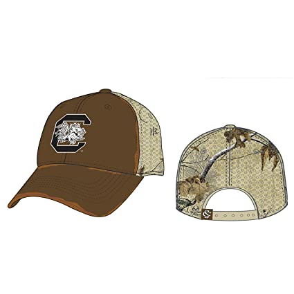 abc6eed7a4ddb Image Unavailable. Image not available for. Color  Realtree South Carolina  Gamecocks Camo Trucker Hat