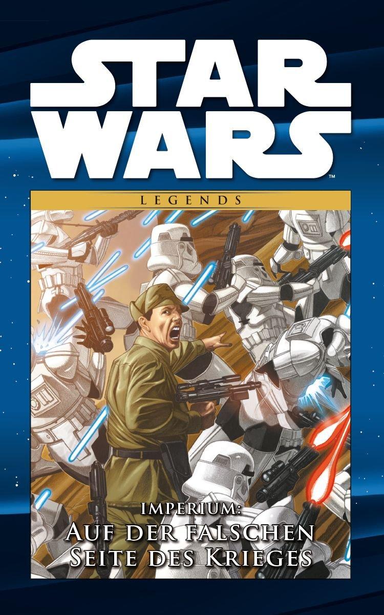 Star Wars Comic-Kollektion: Bd. 30: Imperium: Auf der falschen Seite des Krieges Gebundenes Buch – 28. November 2017 Randy Stradley John Jackson Miller Christian Dalla Vecchia