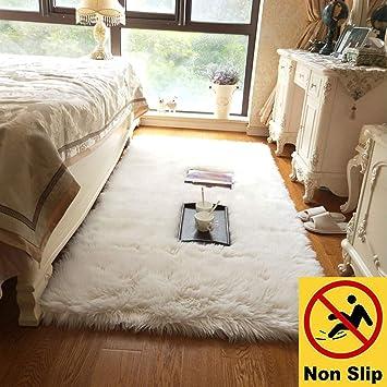 LUYIASI- ✋DT Tapis en peluche tapis européen tapis de chambre à ...