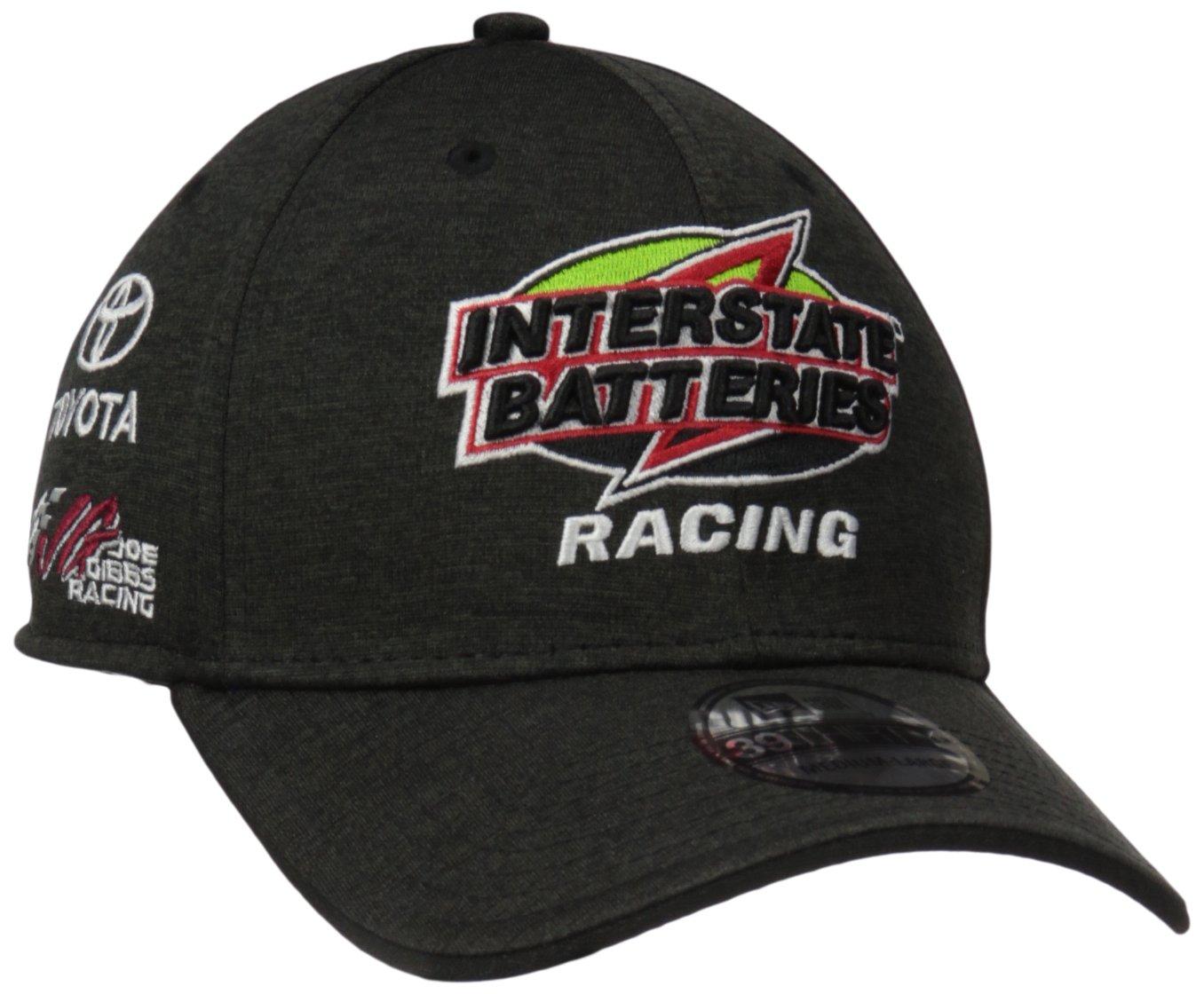 【国内在庫】 NASCAR Kyle Buschメンズ2017 Buschメンズ2017 Driver 39thirty Stretch Fitキャップ、ミディアム NASCAR/ラージ Stretch、ブラック B01LVTVECU, ならけん:a62ec76d --- arianechie.dominiotemporario.com