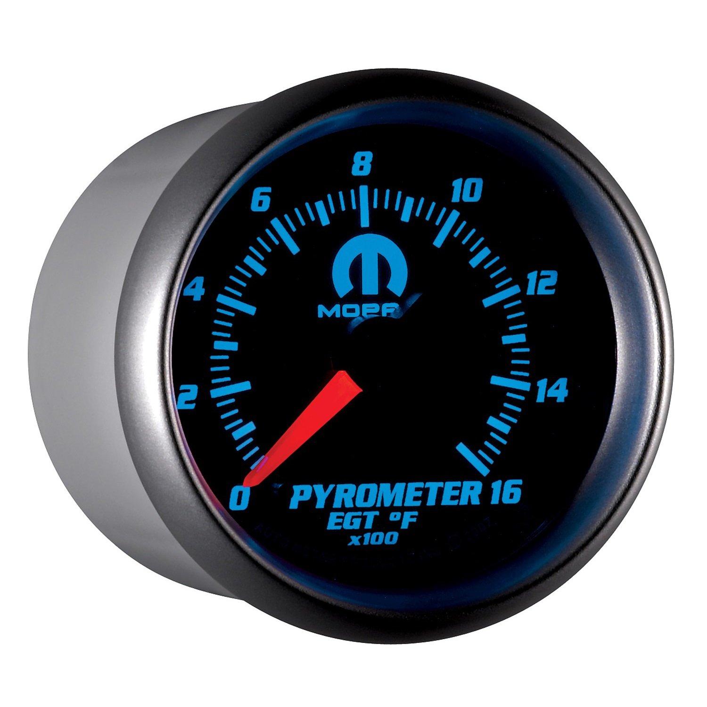 Auto Meter 880017 MOPAR Electric Pyrometer/EGT Gauge