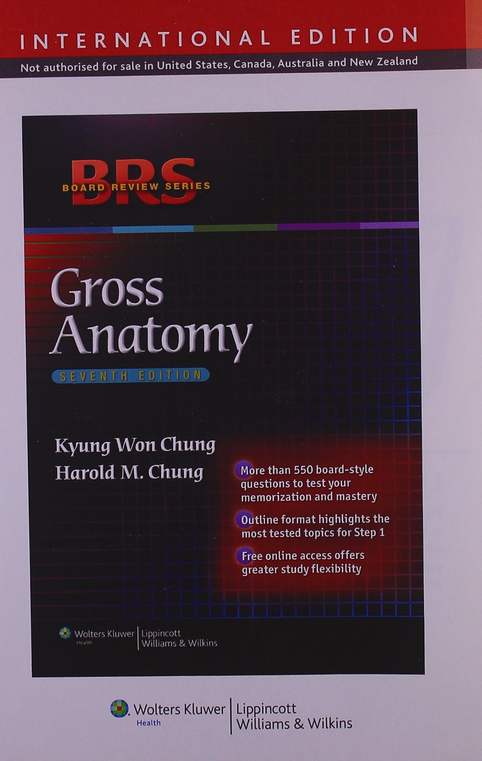 Buy BRS Gross Anatomy (Board Review Series) Book Online at Low ...