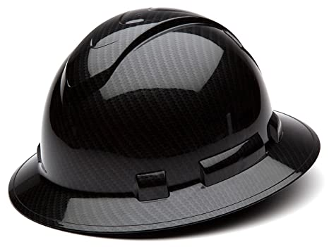 Pyramex Safety Ridgeline Graphite Pattern Full Brim Hard Hat 865a9f59cfc3