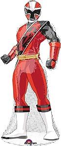 "Power Ranger Ninja Steel 42"" Shaped Balloon (Each)"