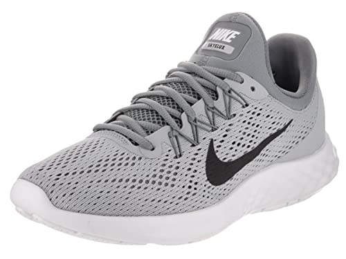 10e724e69ac3f Nike Men s Lunar Skyelux Wolf Grey Black Cool Grey Running Shoe 9. 5 Men  US  Buy Online at Low Prices in India - Amazon.in