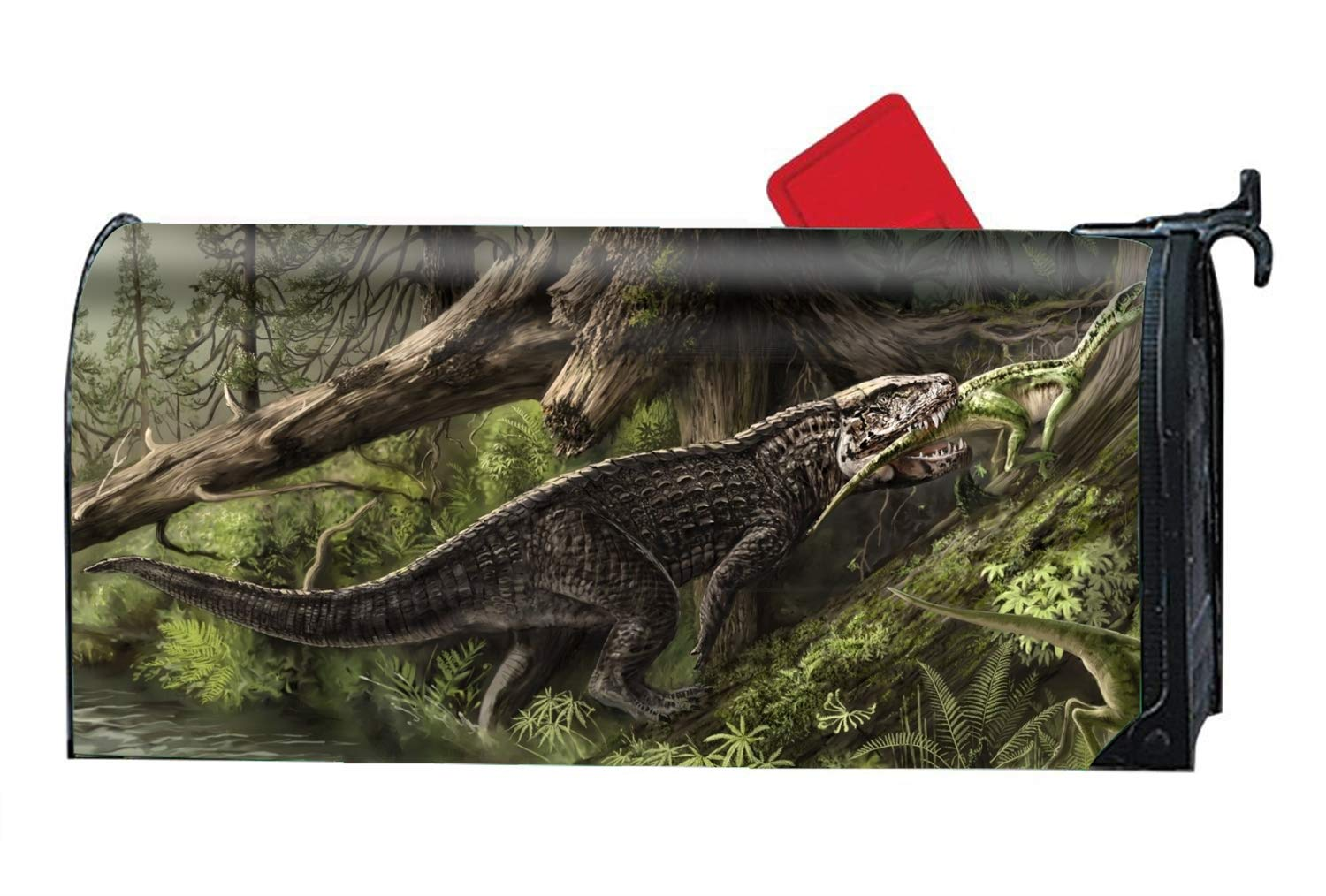 MAILL Animal Dinosaur Mailbox Cover by MAILL
