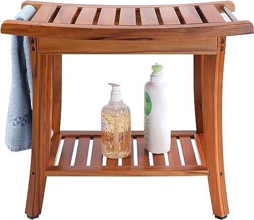 Utoplike Teak Shower Bench Seat