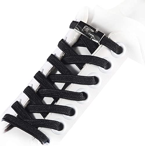 Elastic No Tie Shoelaces For Kids