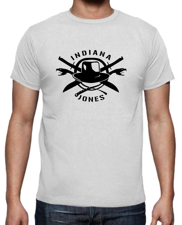 The Fan Tee Camiseta de Indiana Jones Payaso Terror Peliculas Niños De bajo  costo b2e8903a11bea
