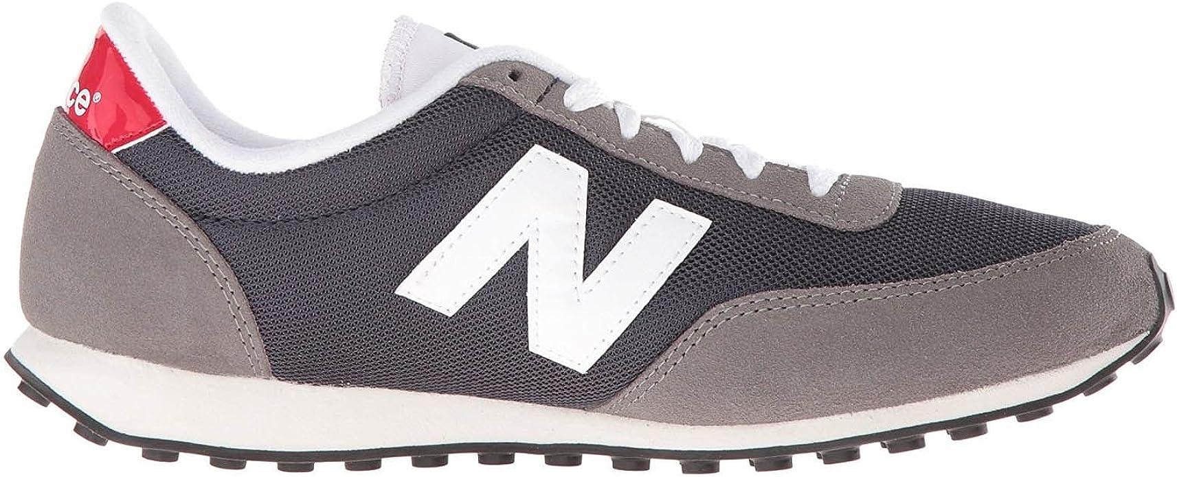 Desnatar hambruna Rango  La Redoute New Balance Mens U410qt Low Top Trainers: Amazon.ca: Shoes &  Handbags