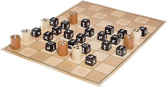 WiWa Spiele 790016 - BARRAGOON - El fascinante juego de estrategia para dos personas (2 jugadores juego de mesa juegos de mesa) - Ganador MinD-Spielepreis 2016: Amazon.es: Juguetes y juegos