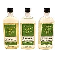 Bath & Body Works Aromatherapy Eucalyptus Spearmint Stress Relief Body Wash & Foam...