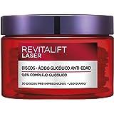 L'Oréal Revitalift Laser Discos Anti-edad y Anti-manchas con ácido glicólico