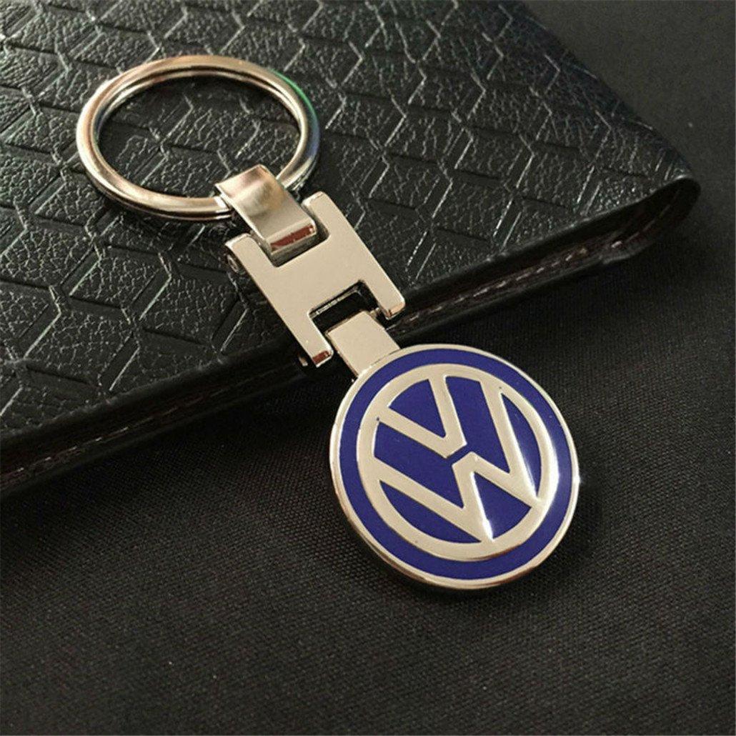 Fashion Metal Car Logo Key Ring Keyring Keychain Key Chain For Volkswagen Vw Auto Pendant Key Holder Dreamtao 8523761600