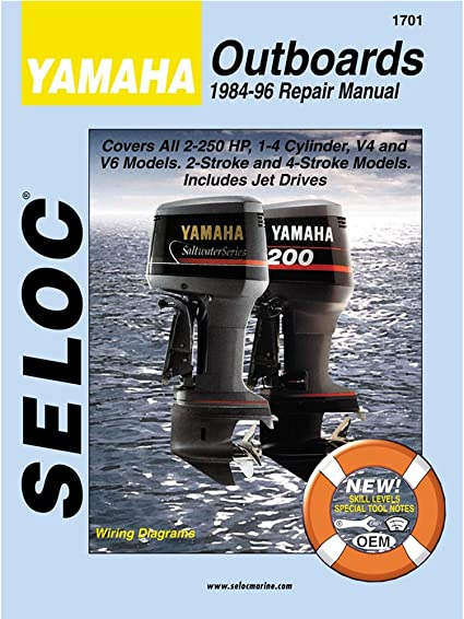Yamaha 4 Stroke Outboard Wiring Diagram