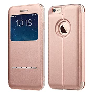 coque iphone 6 cuir rabat