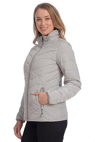 25eec47d146 RedX Canada Women s Plus Size Polyfill Winter Jacket (Grey