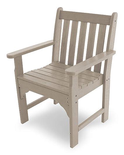 Sensational Polywood Vineyard Arm Chair Sand Creativecarmelina Interior Chair Design Creativecarmelinacom
