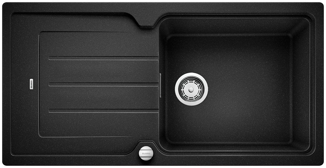 Blanco CLASSIC NEO XL 6 S, Küchenspüle, Granitspüle aus Silgranit ...