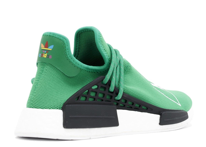 b6c047ee563 adidas NMD Human Race Trail Pharrell Williams Multi Trainer  Amazon.co.uk   Shoes   Bags