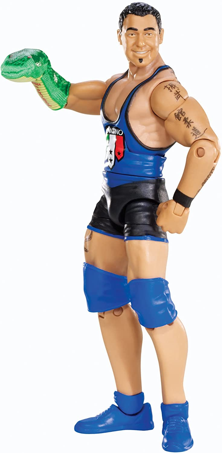WWE Elite Collection Santino Marella Action Figure