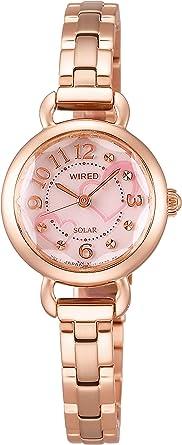 533e187f48 [ワイアード エフ]WIRED f 腕時計 トリンドル玲奈 Special Edition カットハードレックス 日常生活