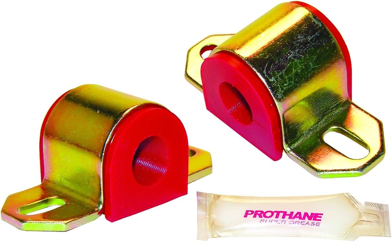 Prothane 19-1109 Red 15//16 Universal Sway Bar Bushing fits A Style Bracket
