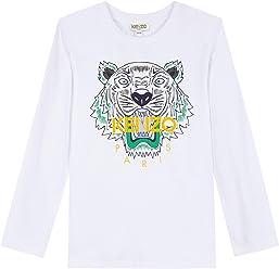3c35f66b678aa3 Kenzo Kids Mens Tiger T-Shirt (Toddler/Little Kids)