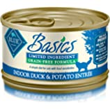 BLUE Basics Limited Ingredient Diet Grain Free Wet Cat Food