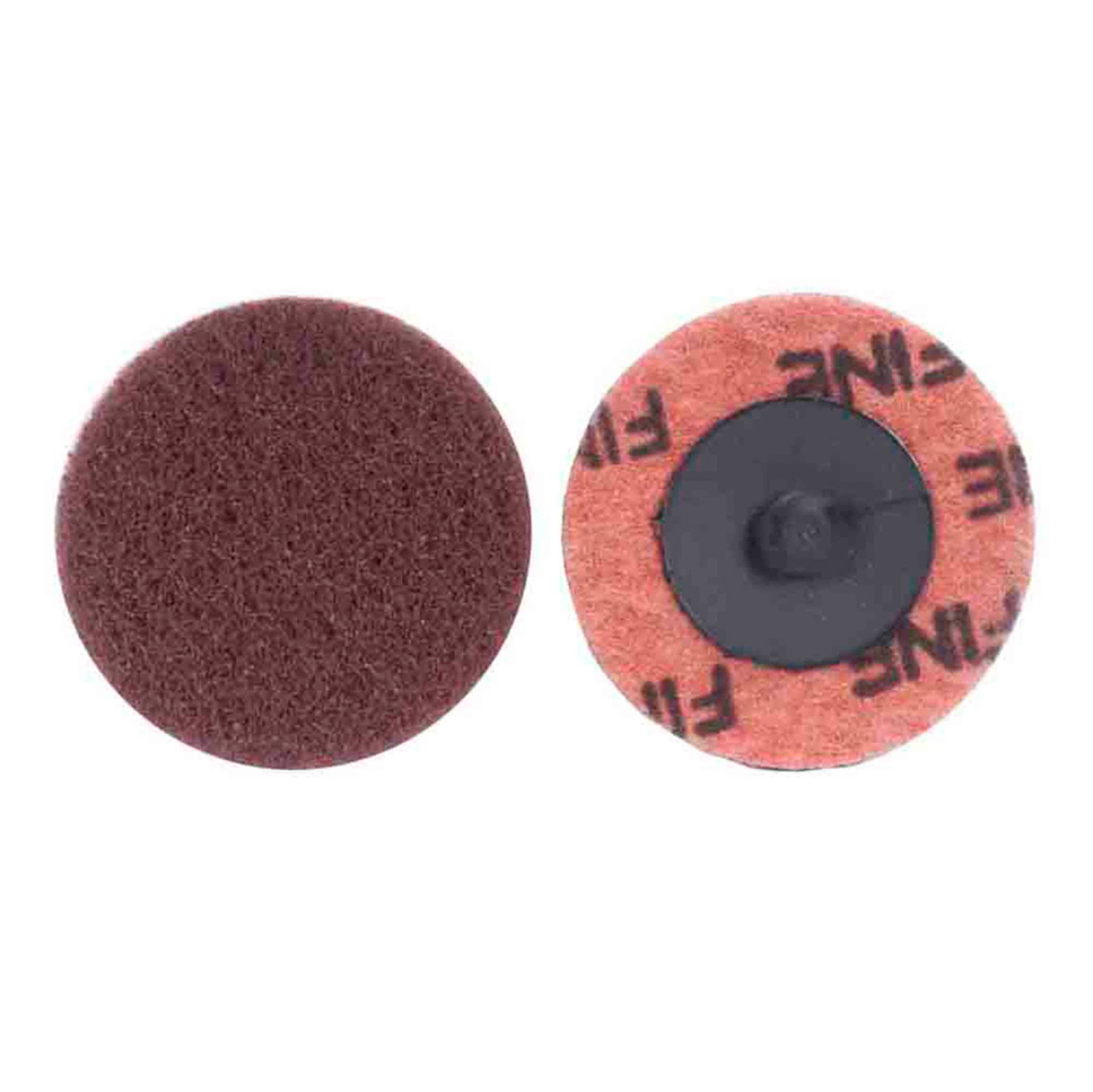 St Gobain-544 - Merit A/O Buffing Qc Discs 3, Sold As 1 Each