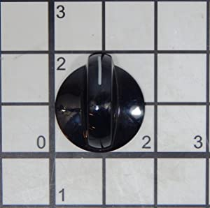 Frigidaire Range Stove Oven 316223002 Black Control Knob