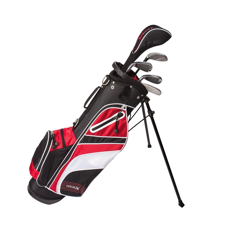 Tour X Size 2 X w/Stand 5pc Jr Golf Set Jr w/Stand Bag [並行輸入品] B07CWQJ92P, RAFFYS:49d97a0a --- cooleycoastrun.com