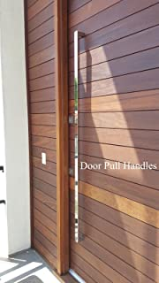 Pull Push 48 inches Handles for Entrance Entry Front Door, Interior ...