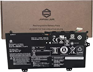 JIAZIJIA L14L4P72 Laptop Battery Replacement for Lenovo IdeaPad Yoga 700-11ISK Series Notebook 5B10J46130 L14M4P73 5B10K10215 Black 7.6V 40Wh 5265mAh 4-Cell